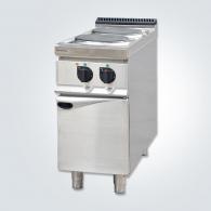 電熱雙頭平頭爐連下櫃 SF-HSR9040-E