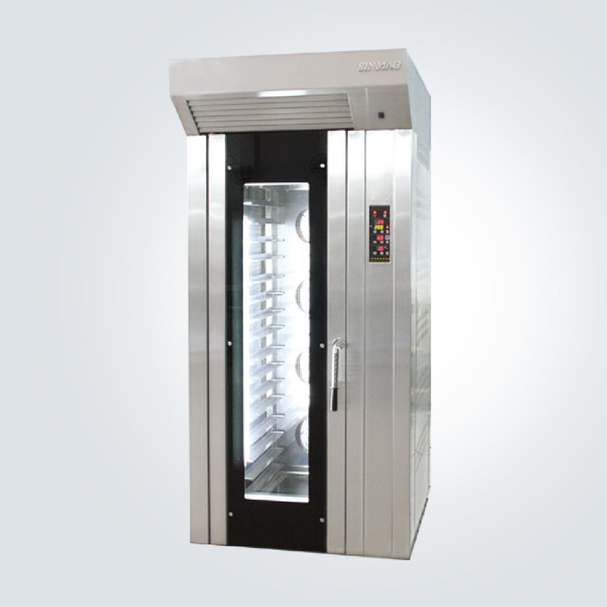 台車式熱風爐 RV1