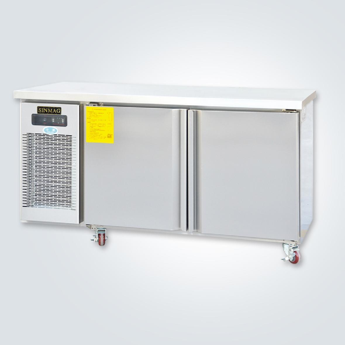 SCT-4W2-Z 二門網架式工作台