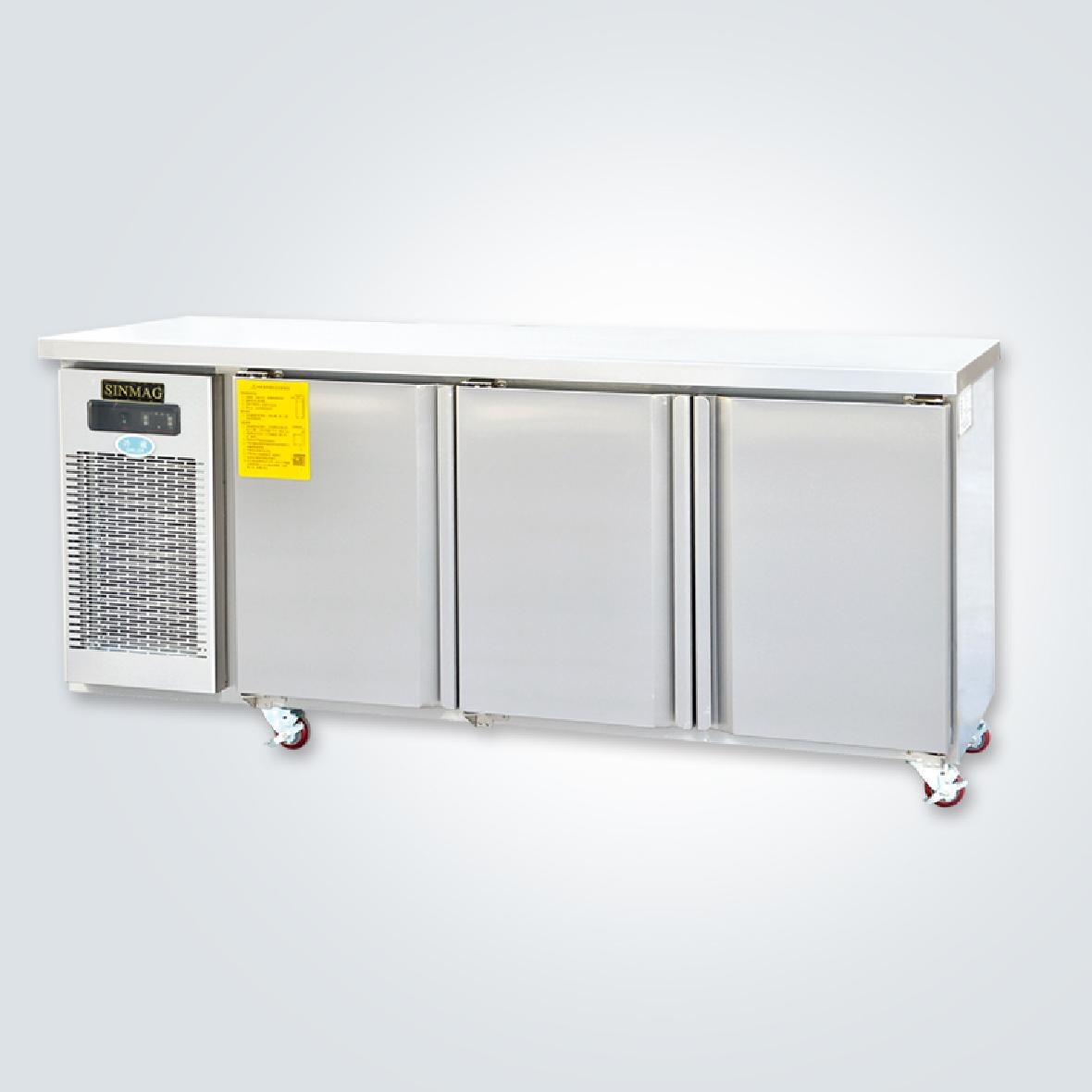 SCT-6W3-Z 三門網架式工作台