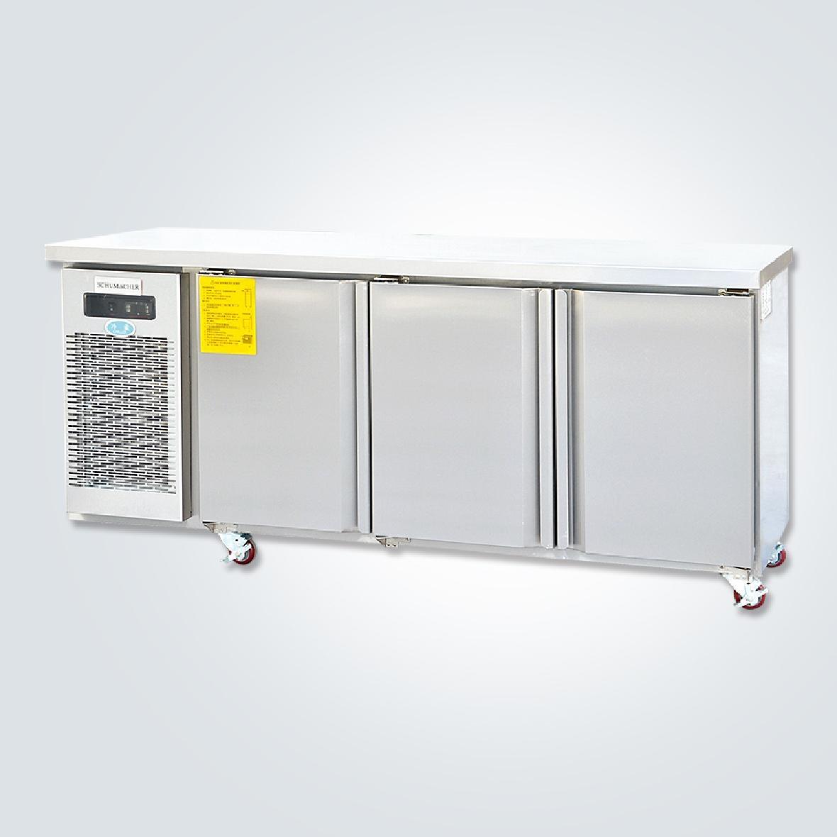 SCT-6W3 風冷工作台三門網架式