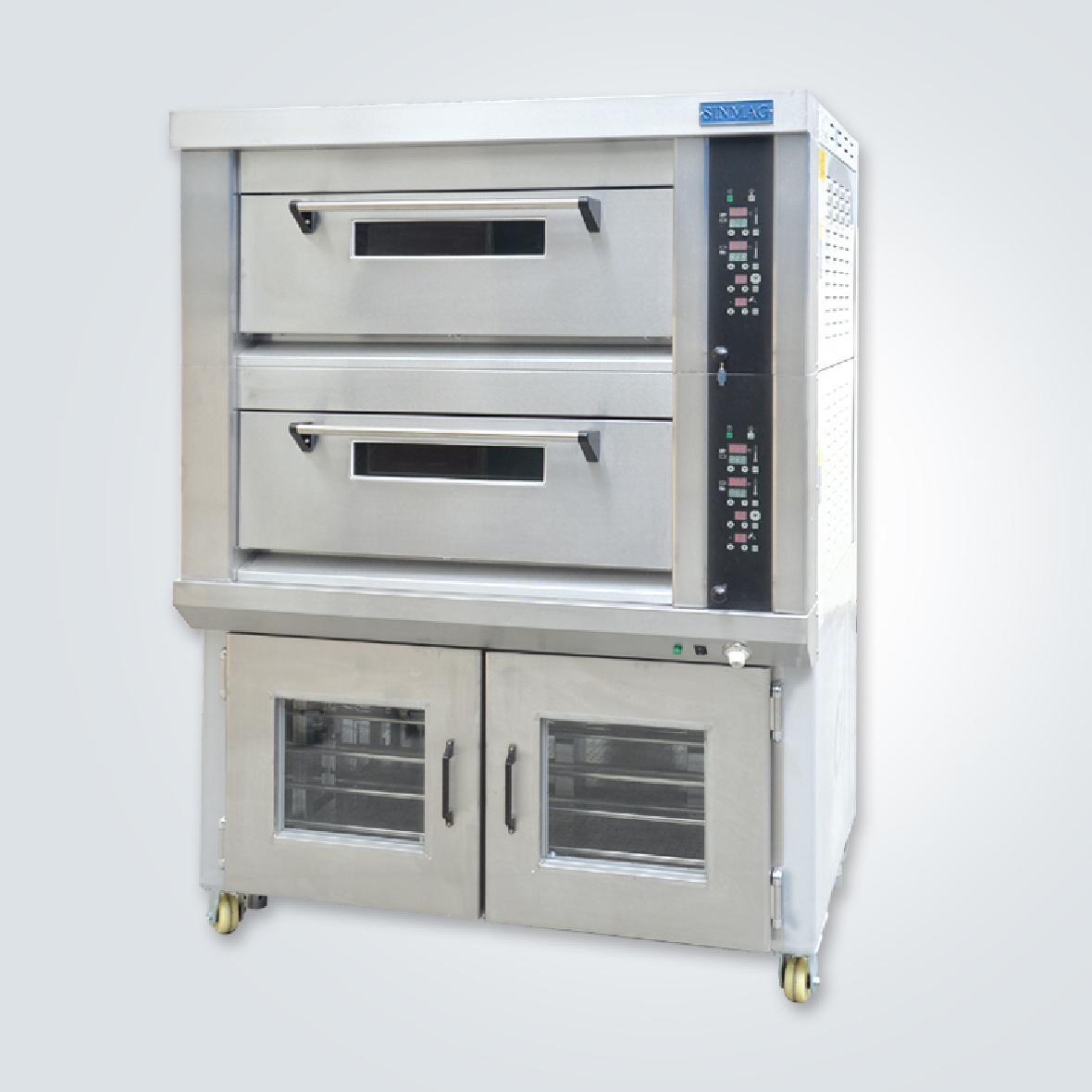 層爐+醒發 SM-802T+SM-15F