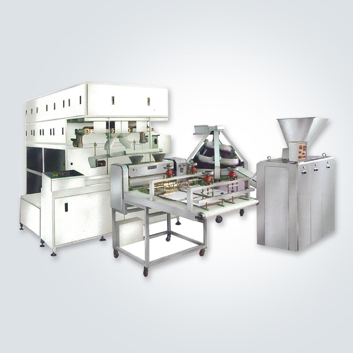 SMCD-1P 吐司生產線