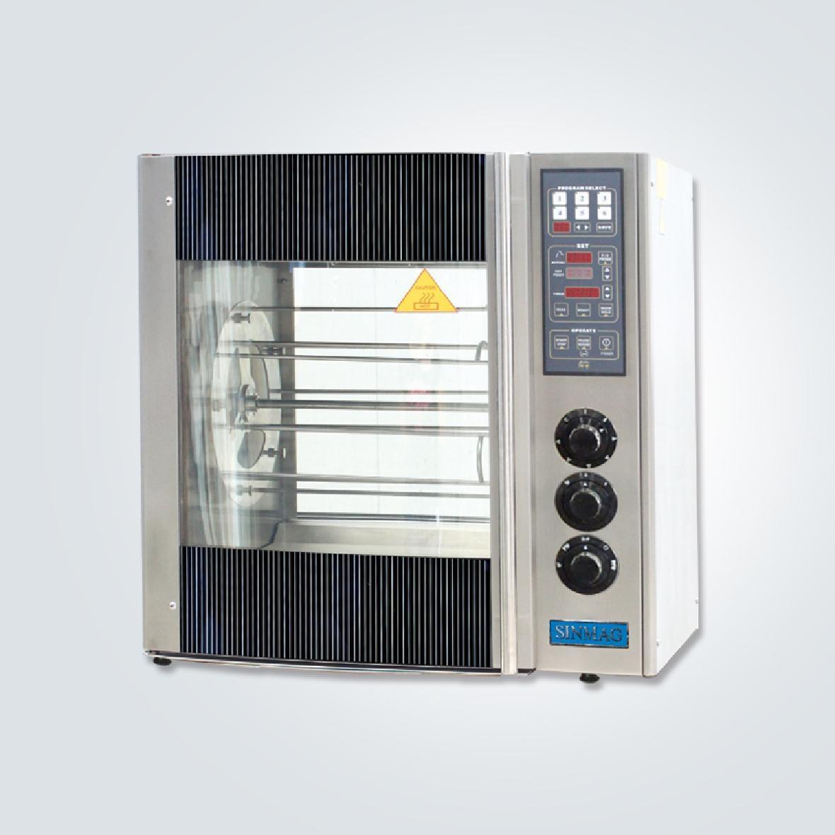 雙開門烤雞爐 SR5-PT