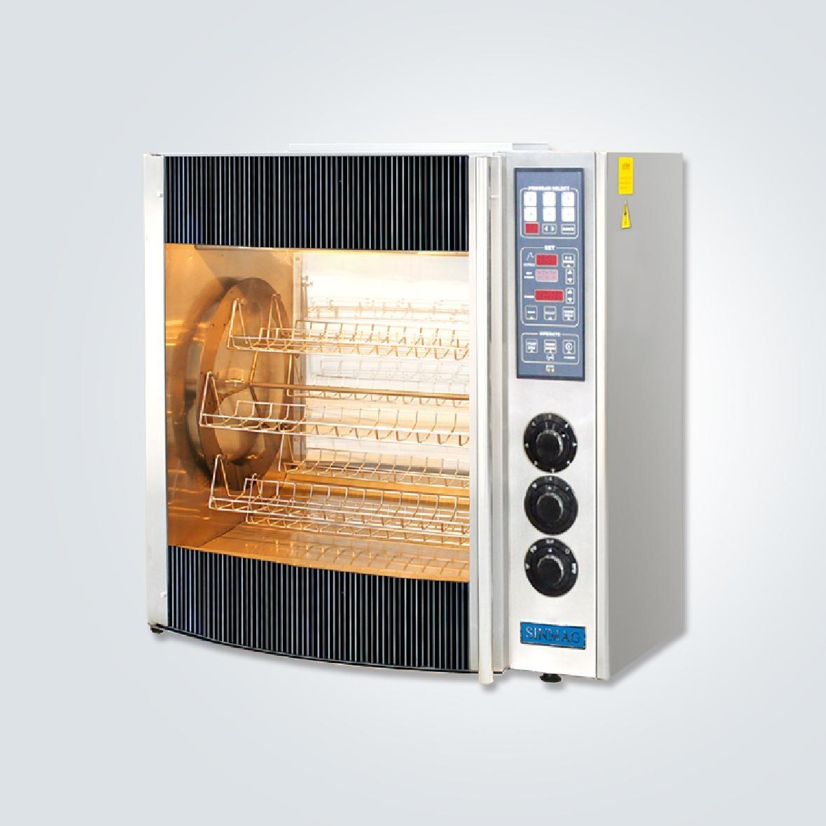 雙開門烤雞爐 SR7-PT