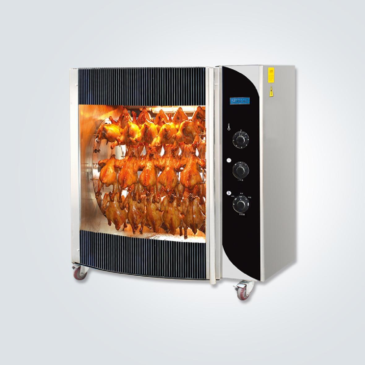 雙開門烤雞爐 SR7-PTM (手動)