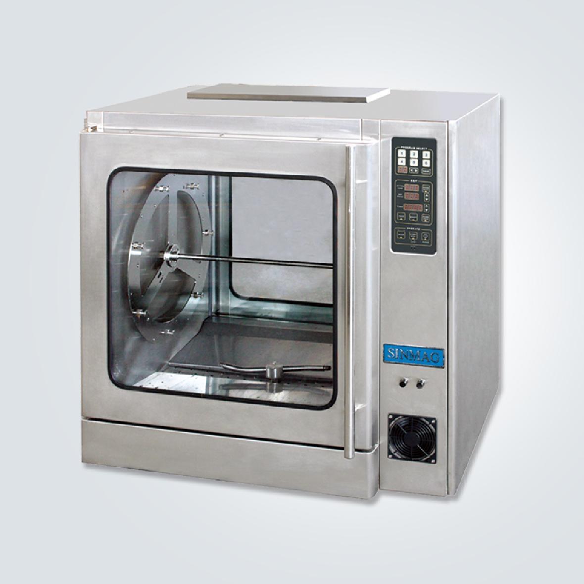 自動清洗烤雞爐 SR7-PTW
