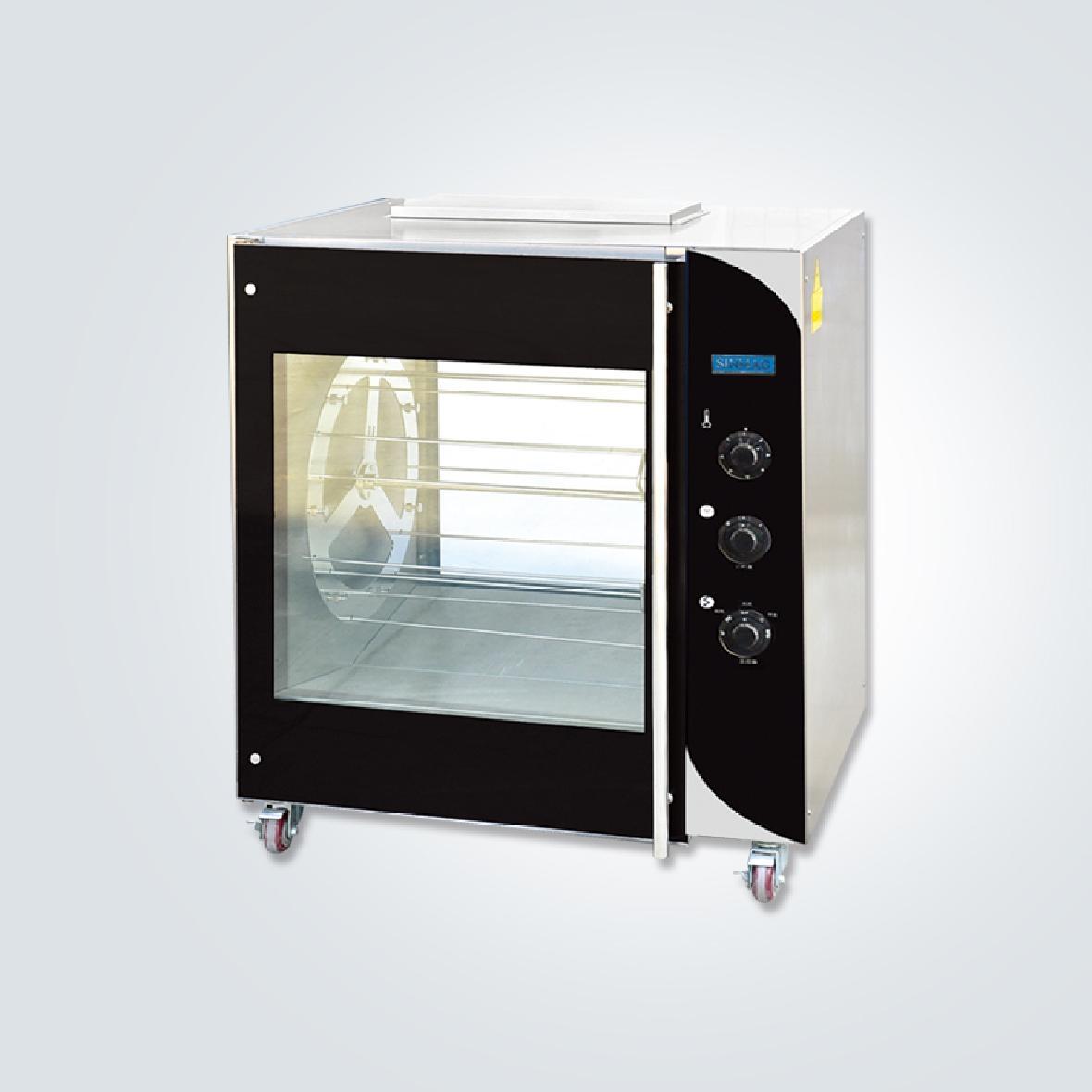 平面雙開門烤雞爐 SR8-PTF